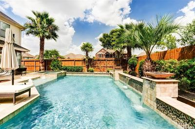 Houston Single Family Home For Sale: 2107 Pitching Wedge Court