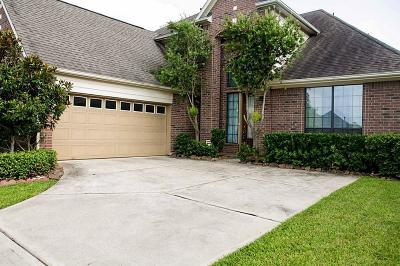Sugar Land Single Family Home For Sale: 6722 Constatine