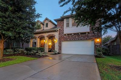 Cinco Ranch Single Family Home For Sale: 26715 Longleaf Valley Drive