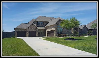 Cypress Single Family Home For Sale: 17823 Country Cove