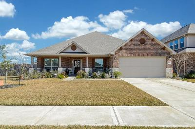Katy Single Family Home For Sale: 3726 Logandale Ridge Lane