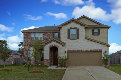 Pearland Single Family Home For Sale: 3708 Belmore Lane