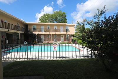 Friendswood Condo/Townhouse For Sale: 107 E Willowick Avenue #9