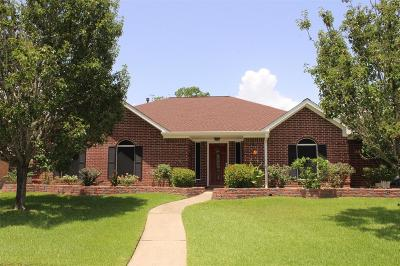 Seabrook Single Family Home For Sale: 2510 Hollybrook Drive