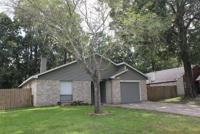 Porter Single Family Home For Sale: 3322 Ricewood Drive