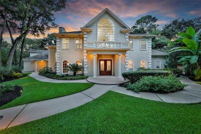 The Woodlands Single Family Home For Sale: 34 Firefall Court