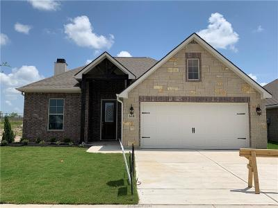 College Station Single Family Home For Sale: 6331 Daytona