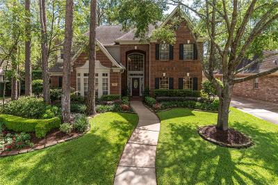Houston Single Family Home For Sale: 3814 Partridgeberry Court