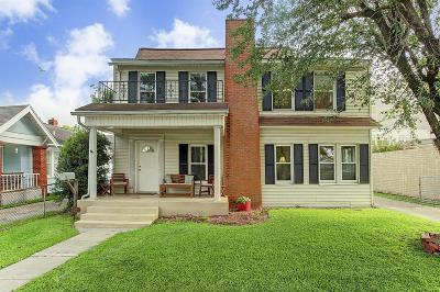 Houston Single Family Home For Sale: 721 E 14th Street