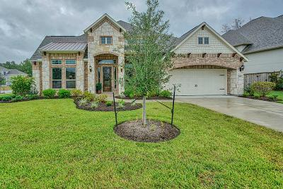 Kingwood Single Family Home For Sale: 3303 Opal Stone