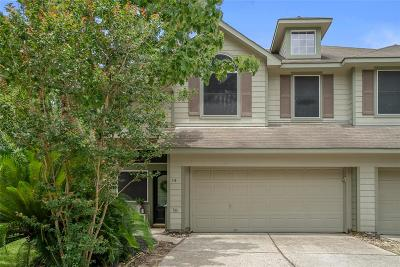The Woodlands TX Condo/Townhouse For Sale: $219,900