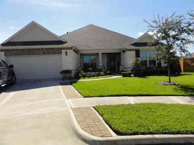 League City TX Single Family Home For Sale: $419,000