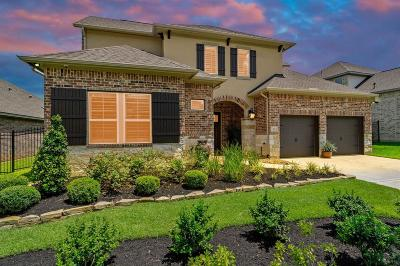 Tomball Single Family Home For Sale: 70 N Braided Branch Drive