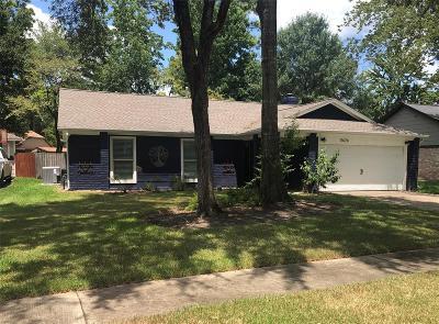 Houston Single Family Home For Sale: 11626 Park Creek Drive