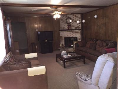 Houston Single Family Home For Sale: 8406 Cabot Street