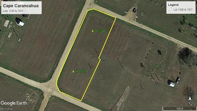 Palacios Residential Lots & Land For Sale: 1326-1327 Concho, Arrowhead, Flint Rock