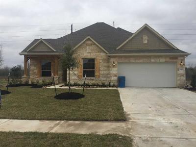 Manvel Single Family Home For Sale: 3413 Flagstone Court Drive