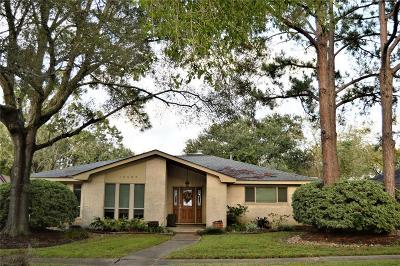 Houston Single Family Home For Sale: 15507 Banff Street