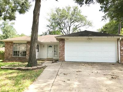 Conroe Single Family Home For Sale: 1726 Tims Lane