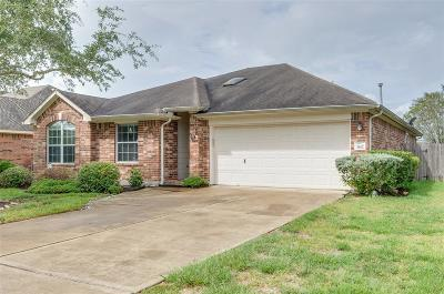 Pearland Single Family Home For Sale: 3102 Keithwood Drive