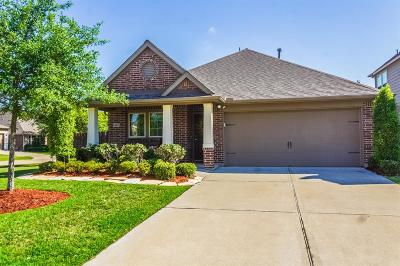 Katy Single Family Home For Sale: 27134 Postwood Manor Court