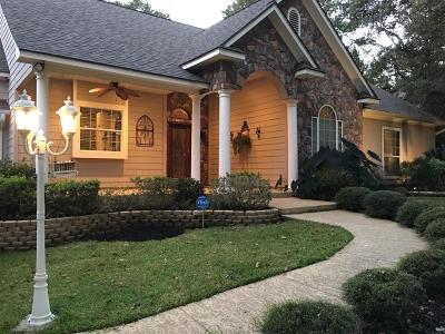 Conroe Single Family Home For Sale: 2422 Canter Lane