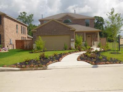 Conroe Single Family Home For Sale: 332 Black Walnut