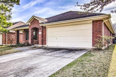 Tomball Single Family Home For Sale: 12247 Lavon Drive