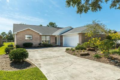 Pearland Single Family Home For Sale: 2914 Poplar Creek Lane