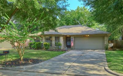 Kingwood Single Family Home For Sale: 2722 Longleaf Pines Drive