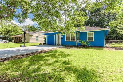 Alvin Single Family Home For Sale: 205 McLemore Drive