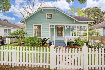 Houston Single Family Home For Sale: 305 W 16th Street