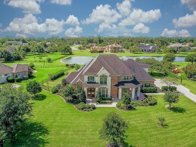 Richmond Single Family Home For Sale: 2723 Peach Pt