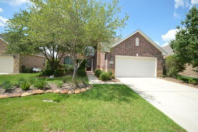 Cypress Single Family Home For Sale: 14926 Telge Lake Trail