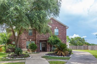 League City Single Family Home For Sale: 4510 Brookstone Lane