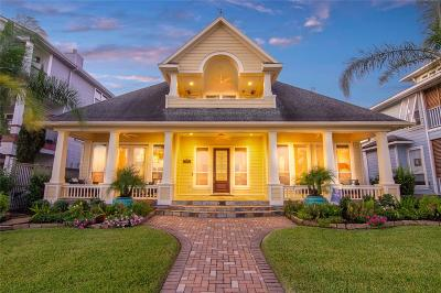 Clear Lake Shores Single Family Home For Sale: 1207 N Shore Drive