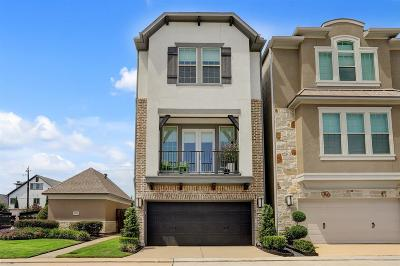 Houston Single Family Home For Sale: 1203 Edwinstowe Trail