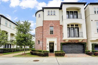 Single Family Home For Sale: 5722 Arabelle Lake Street