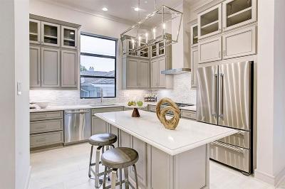 Houston Single Family Home For Sale: 1844 Sul Ross #B