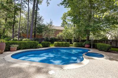 The Woodlands Single Family Home For Sale: 39 Filigree Pines Place