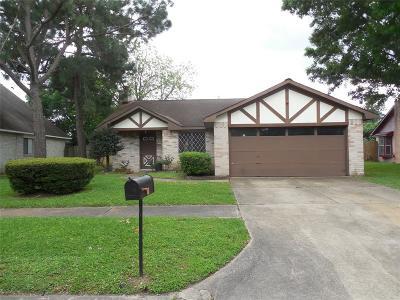 Single Family Home For Sale: 22019 Oakington