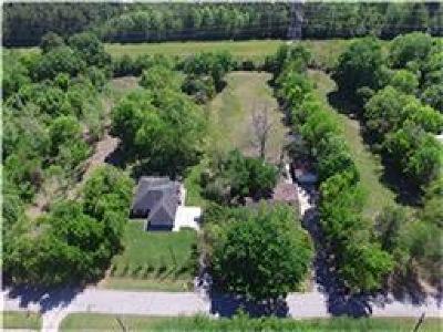 Houston Single Family Home For Sale: 5630 Edward Drive