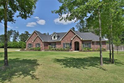 Magnolia Single Family Home For Sale: 23602 Sonoma Valley Drive