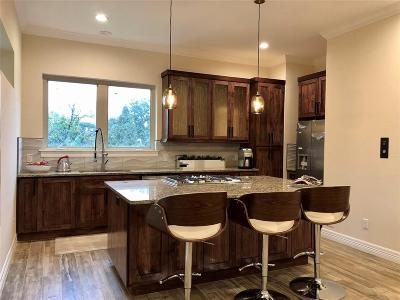 Houston Condo/Townhouse For Sale: 710 Stanford Street #B