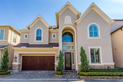 Houston Single Family Home For Sale: 606 Blue Iris Trail