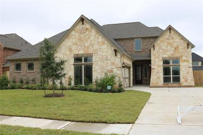 League City TX Single Family Home For Sale: $476,990