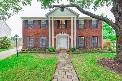 Missouri City Single Family Home For Sale: 2802 Cumberland Drive