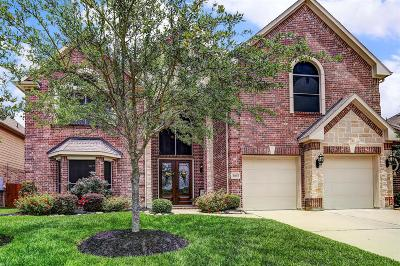Pearland Single Family Home For Sale: 3403 Brentwood Lane