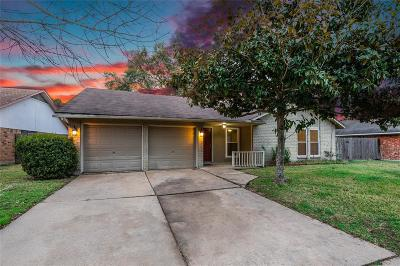 Katy Single Family Home For Sale: 22706 Coriander Drive