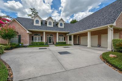 Spring Single Family Home For Sale: 6615 Butler Oaks Court